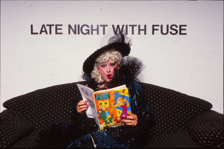 NEWLY DIGITIZED: Late Night with FUSE
